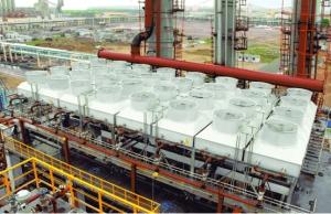 Aparato de destilación de metanol Baofeng en Ningxia