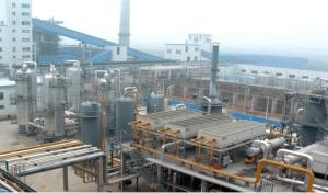 Estructura de conversión profunda de metanol en Shanxi