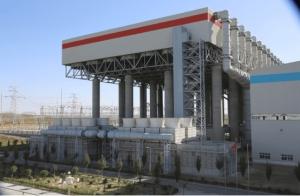 Planta de poder de escape de vapor y condensación YuanYang en Ningxia