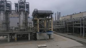 Planta química de metanol YanKuang en Xinjiang